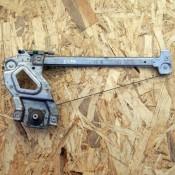 Стеклоподъемник механический задней левой двери Audi 80 B3, 90 893839399