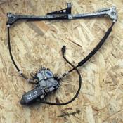 Стеклоподъемник электрический передней левой двери Audi 80 B4 893959801B