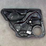 Стеклоподъемник электрический задней левой двери Volkswagen Passat B6 3C4839755H