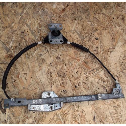 Стеклоподъемник механический задней правой двери Volkswagen Passat B3, Passat B4 357839402