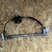 Стеклоподъемник механический задней правой двери Audi 100 C3 443839400A