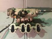 Впускной коллектор 2.0 бензин, 2E Volkswagen Golf III, Passat B3 037133223K