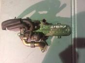 Радиатор системы ЕГР в сборе с воздушной заслонкой 2.0 TDI, BKD Volkswagen Passat B6, Touran 03G131513J