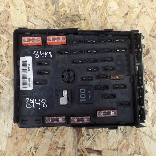 Блок предохранителей BSI 2.0TDI Volkswagen Passat B6 3C0937125