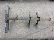 Кронштейн крепления воздушных ресиверов 1223 Mercedes Atego