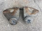 Лапа (крепление) двигателя подушка передняя 1223, OM906.910 Mercedes Atego