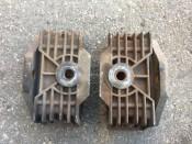Лапа (крепление) двигателя опора, подушка задняя 1223, OM906.910 Mercedes Atego