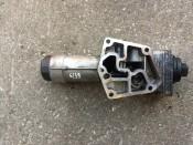 Корпус масляного фильтра в сборе с масляным радиатором, 1.9 TDI, AVF, 038115889C Audi A4 B6; Volkswagen Passat B5; 038115889C