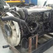 Двигатель (ДВС) 480 D26 EURO 4 MAN TGA E4, TGS, TGX D2676LF05