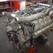 Двигатель (ДВС) Liebherr V8 EURO 5 MAN TGA, TGX D2868LF02