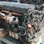 Двигатель (ДВС) EURO 5 Volvo FH13 II D13C420