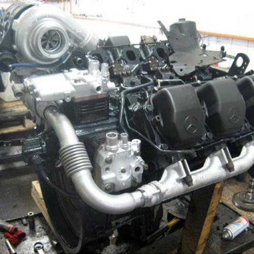 Двигатель (ДВС) 401 421 (OM441)