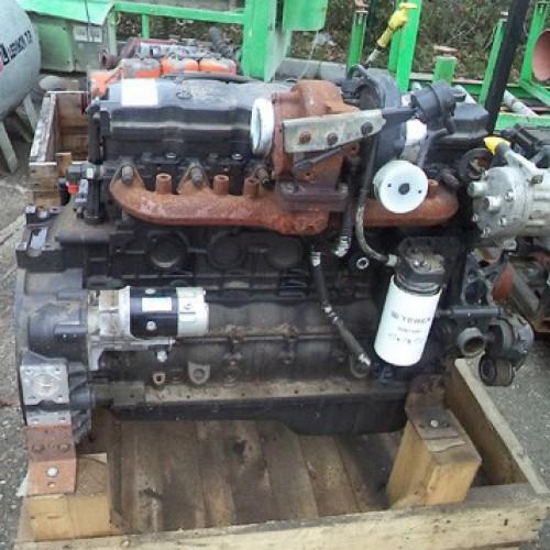 Двигатель (ДВС) CUMMINS QSB 6.7