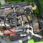 Двигатель (ДВС) 28.7 PERKINS 2003 Merlo Погрузчик 1104 D