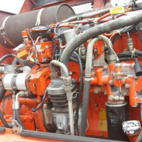 Двигатель (ДВС) DEUTZ (BF4M 1012)