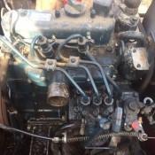 Двигатель (ДВС) 1.4 Kubota Косилка D722