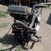 Двигатель (ДВС) Kubota Микроавто BK3818L