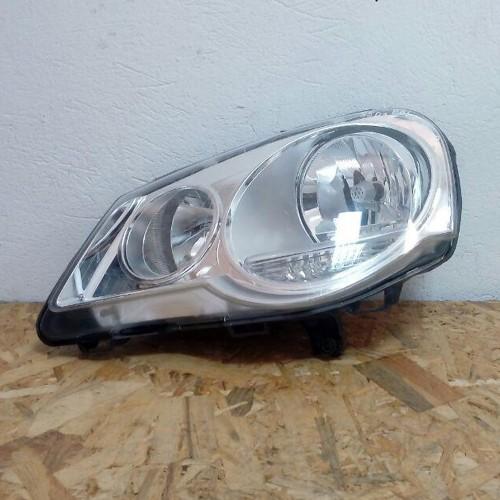 Фара передняя левая Volkswagen Polo IV 1LE247019-19, 1LE24701919
