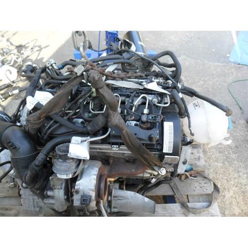 Двигатель (ДВС) 1.6 TDI CAY JAK