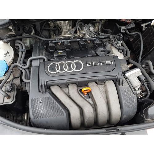 Двигатель (ДВС) 8P 2.0 FSI, BLY