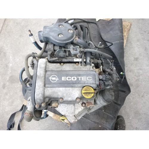 Двигатель (ДВС) 1.0 X10XE