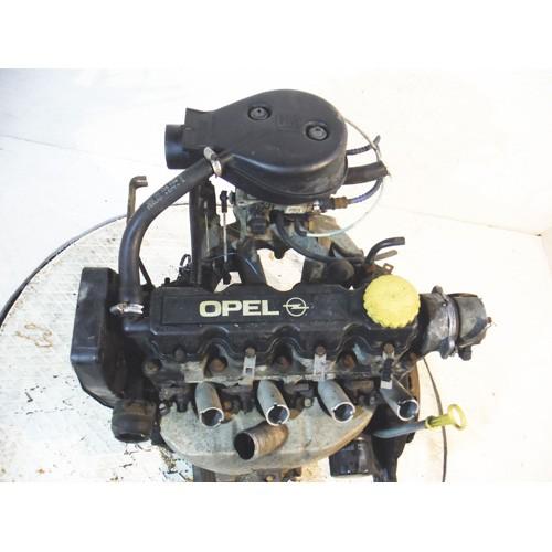 Двигатель (ДВС) 1,4 8V X14NZ