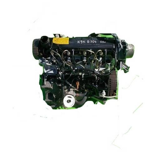 Двигатель (ДВС) 1.5 DCI K9KA704