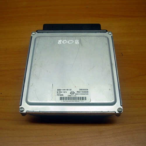 Блок управления двигателем (ЭБУ) 2.0 XDI 07R (A6645408032)