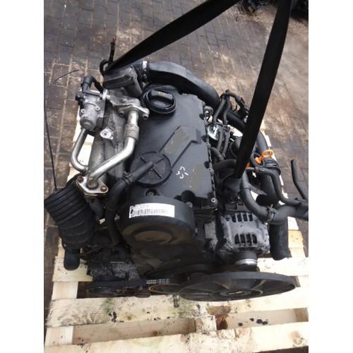 Двигатель (ДВС) 2.0 TDI BSS