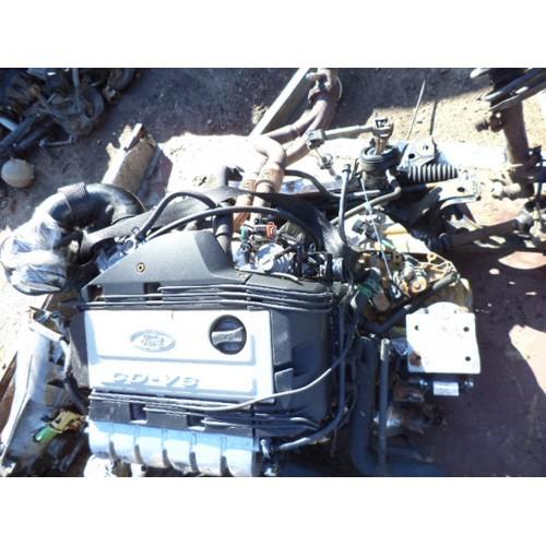 Двигатель (ДВС) 2.8i VR6 CD-V6