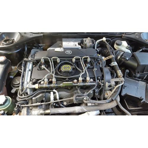 Двигатель (ДВС) 2.0 TDCI HJBB