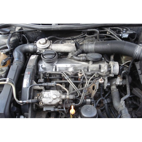 Двигатель (ДВС) 1.9TDI AGR