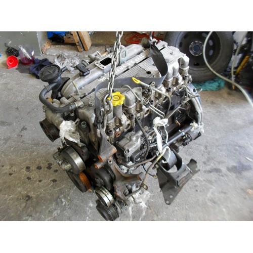 Двигатель (ДВС) 3.1 TD VM73B KPL