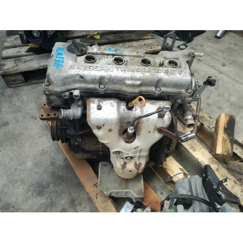 Двигатель (ДВС) 1.6 N15 GA16