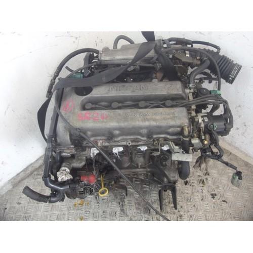 Двигатель (ДВС) 2.0 SR20 V16