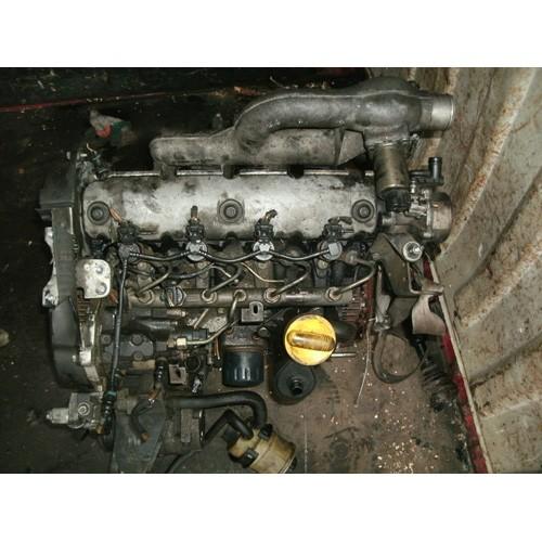Двигатель (ДВС) 1.9 DCI F8T