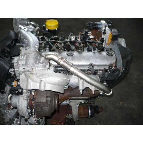 Двигатель (ДВС) 1.9 DCI F9QE804