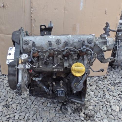 Двигатель (ДВС) 1.9 DCI F9QC750