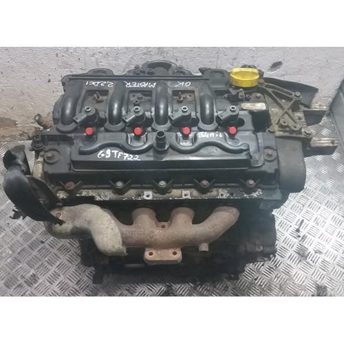 Двигатель (ДВС) 2.2 DCI G9TF722