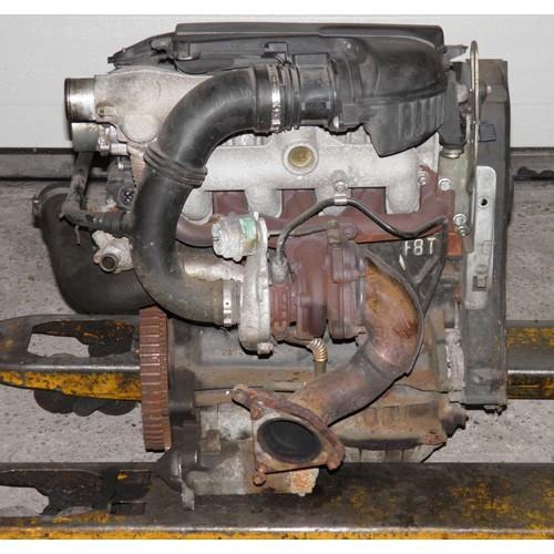 Двигатель (ДВС) 1.9 DCI F9Q732