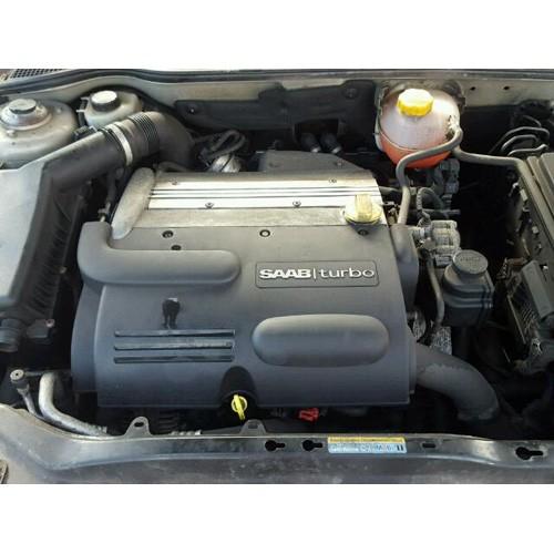 Двигатель (ДВС) 2.0 TURBO B207L