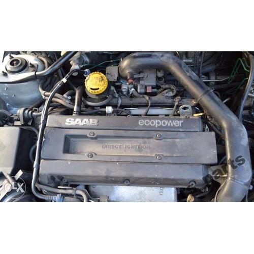 Двигатель (ДВС) 2.0 B205E