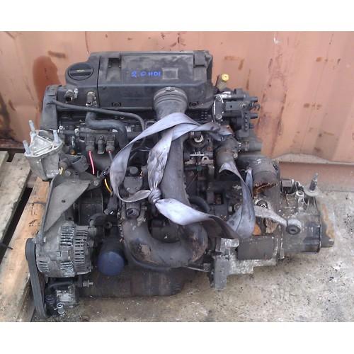 Двигатель (ДВС) 1.6 V8 BFZ