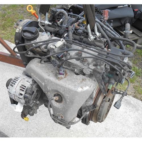Двигатель (ДВС) 1.4 V8 AUD