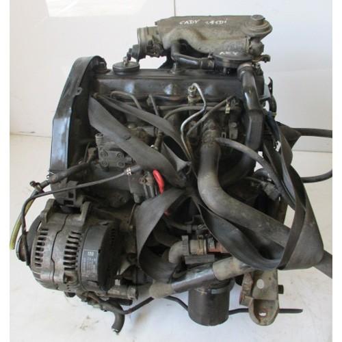 Двигатель (ДВС) 1.9 SDI AEY