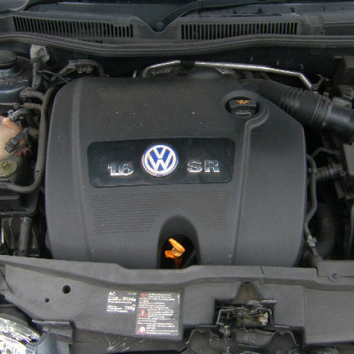 Двигатель (ДВС) 1.6 V8 AVU 8L