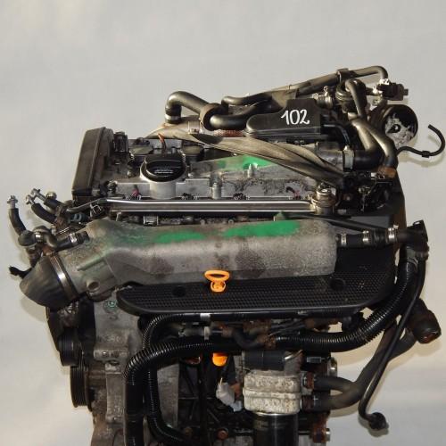 Двигатель (ДВС) 1.8 T AUM