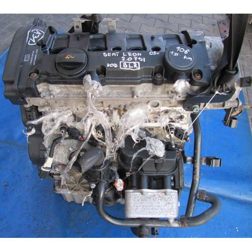 Двигатель (ДВС) 2.0 FSI BLR