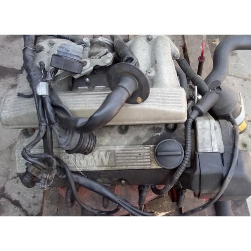 Двигатель (ДВС) 1.6, 316 i (M40B16, 164E1)