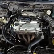 Двигатель (ДВС) 1.8 V16 4G93 Mitsubishi Carisma